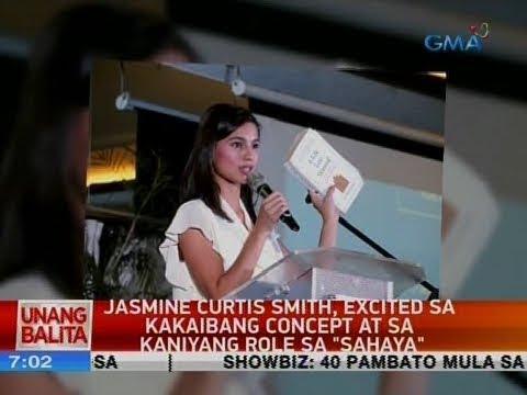 """[GMA]  UB: Jasmine Curtis Smith, excited sa kakaibang concept at sa kaniyang role sa """"Sahaya"""""""