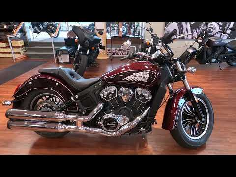 2021 Indian Scout® ABS in De Pere, Wisconsin - Video 1