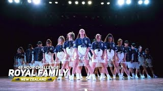 The Royal Family Dance Crew @ Studio Challenge 2018 | Justin Timberlake
