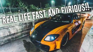 Discovering Bangkok's CRAZIEST Car Scene *MASSIVE CAR SHOW*