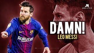 Gambar cover Lionel Messi DAMN! Sublime Dribbling Skills & Goals 2018