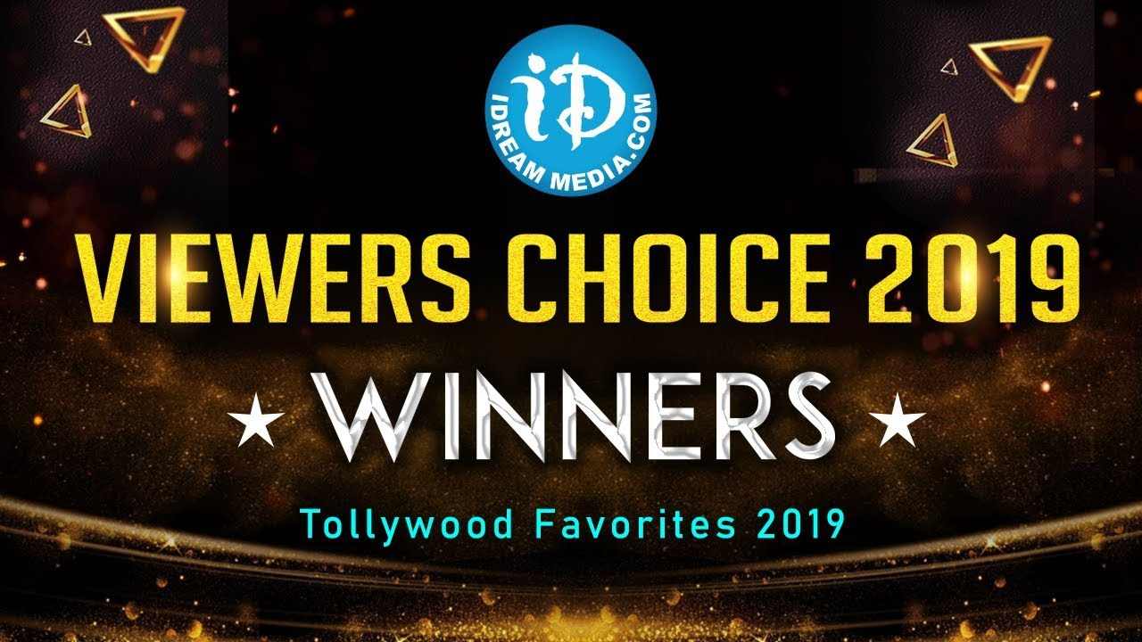 iDream Viewers Choice 2019 Winners