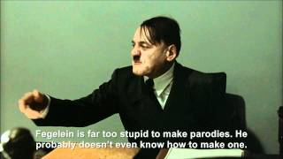 Hitler is informed hitlerrantsparodies is Fegelein