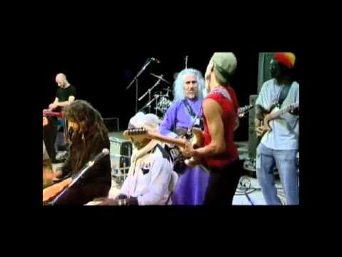 Jah Levi & The Higher Reasoning @ The Philadelphia Folk Fest. 2010 - SO JAH SAY