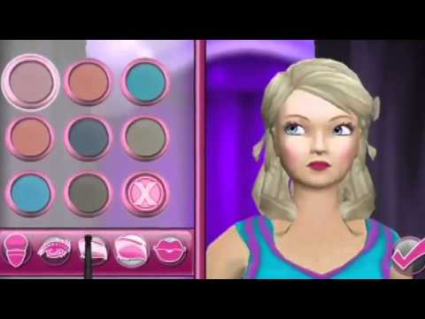 barbie jet set and style game download