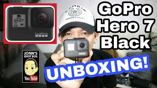 GoPro Hero 7 Black unboxing x review 📸