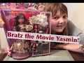 2007 Bratz The Movie Yasmin Doll Unboxing And Review