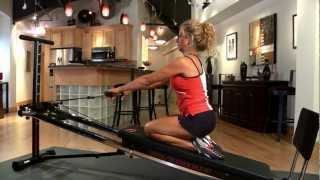 Upright Row on the Total Trainer Home Gym