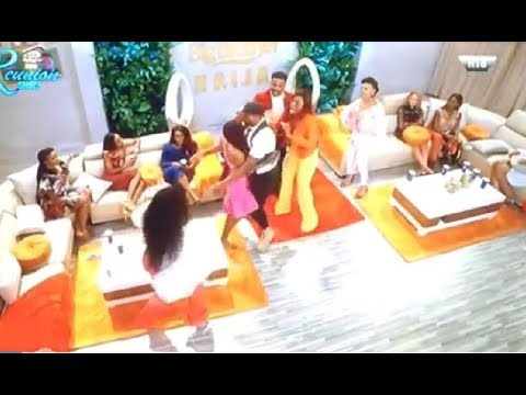 ALEX AND CEE C KISS AND MAKE UP,  IFU AND AHNEEKA FIGHT IT OUT,  EBUKA EXPRESSES DISAPPOINTMENT