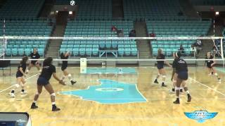 AVCA Video Tip Of The Week: Ball Control Transition Drill