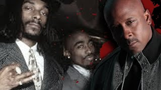 Did Snoop Bite Lie 2 Kick It? Richie Rich On 2pac's Release From Jail & Recording 'Aint Hard 2 Find'