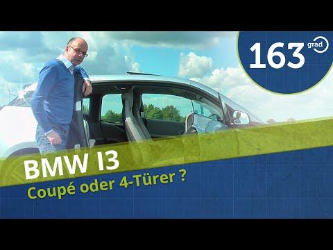 2014 BMW i3 Rex im Praxistest Teil 2: Das Türkonzept #163Grad