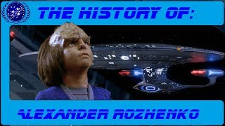 The History of: Alexander Rozhenko