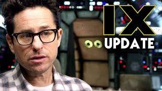 Star Wars Episode 9 News! JJ Abrams Gets New 2U Director!