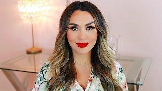 Alex Garza: Classic Holiday Makeup Tutorial