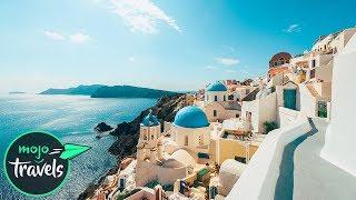 Top 10 Must-See Greek Islands