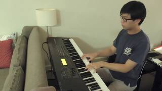 Rent - Seasons of Love (piano cover)
