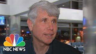 A Grayer Blagojevich Thanks Trump For Commuting Prison Sentence | NBC