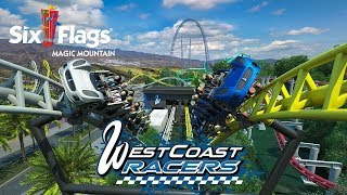 West Coast Racers - Six Flags Magic Mountain (2019)
