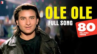 Ole Ole - Full Song | Yeh Dillagi | Saif Ali Khan | Kajol | Abhijeet Bhattacharya | Hindi Old Song