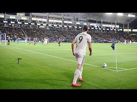 Zlatan İbrahimovic'ten Dünya'yı Şok EDEN 20 Olağanüstü Gol