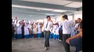SMK Seri Alam 2 BattleDance Teacher's Day