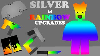 Unturned - Silver  Rainbow Upgrades (Suggestion Thingy xd)