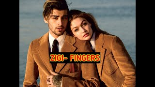 ZAYN | Fingers ft Gigi Hadid