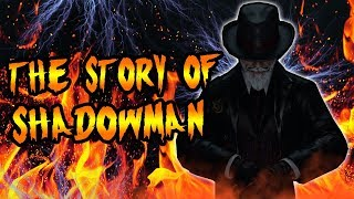 The Story of the SHADOW MAN! THE DEVILS SECRET STORYLINE! Call of Duty Black Ops 3 Zombies EasterEgg