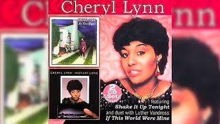 Cheryl Lynn - Shake It Up Tonight