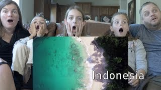 REACTION TO WONDERFUL INDONESIA