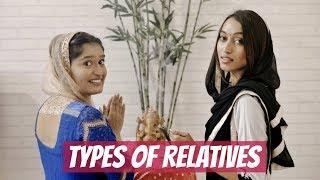 Types Of Relatives | Niharika Nm