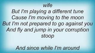 John Frusciante - Femininity Lyrics