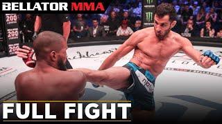 Bellator MMA: Rafael Carvalho vs. Gegard Mousasi FULL FIGHT