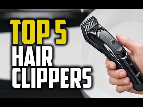Best Hair Clippers in 2018 – Which Is The Best Hair Clipper?