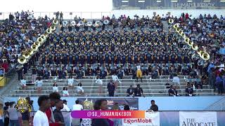 """Southern University Human Jukebox 2018 """"Who Do I Turn To"""" by Chanté Moore"""