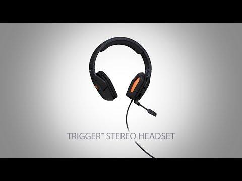 Видео № 0 из игры Наушники Проводные Tritton Trigger Stereo Headset