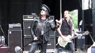 """""""Cathouse"""" in HD - Faster Pussycat 5/14/11 M3 Festival in Columbia, MD"""