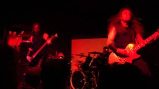 Absu - From Ancient Times (Starless Skies Burn to Ash) [Live @ Europa Night Club, NY - 11/11/2011]
