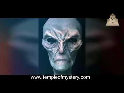 معبد الغموض - المخلوقات الفضائية و الأدلة على وجودها