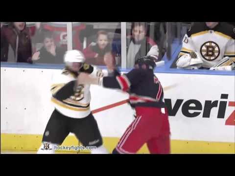 Michael Rupp vs. Lane MacDermid
