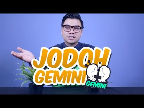 Video Tips Cari Jodoh Zodiak Gemini - Ramalan Bintang