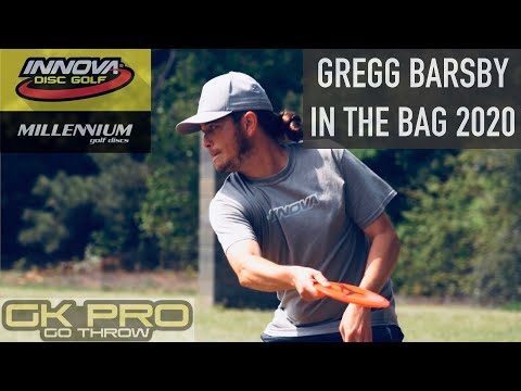 Youtube cover image for Gregg Barsby: 2020 In the Bag