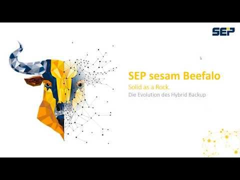 SEP sesam Beefalo - Vorstellung neuer Funktionen (Lang_DE)