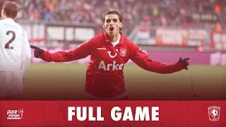 FULL GAME | FC Twente - Feyenoord (30-01-2011)