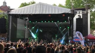 Alkehol - Hlupák váhá - Magmafest  (Písek 2016)