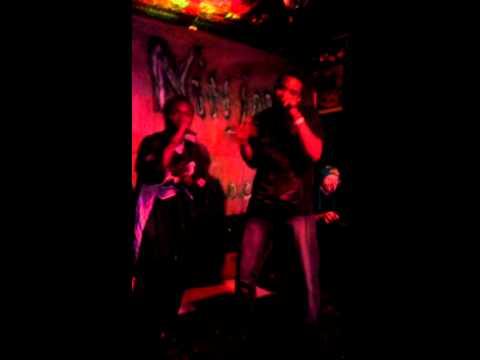 SupaNovaa live @ Zombie Masquerade 2/3/12 Retaliation