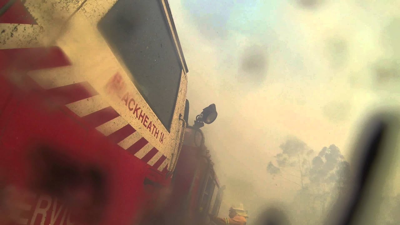 Here's How Terrifying It Is To Be A NSW Firefighter Right Now