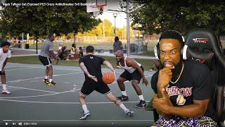I Admit..I CANT GUARD HIM!! Trash Talkers Get Exposed Pt 2! Crazy Ankle Breaker 5v5 Basketball!