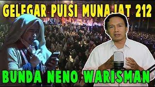 Download Video GELEGAR!!! PUISI MUNAJAT 212 NENO WARISMAN TRENDING TOPIK DI GOOGLE DAN TWITTER MP3 3GP MP4